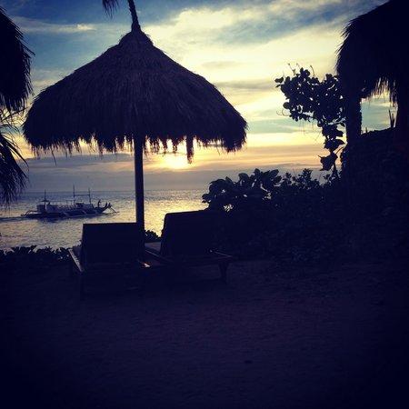 Chiringuito Beach Bar and Restaurant: Chiringuito at Sunset Beach