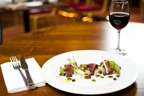 Pelham House Restaurant: Venison