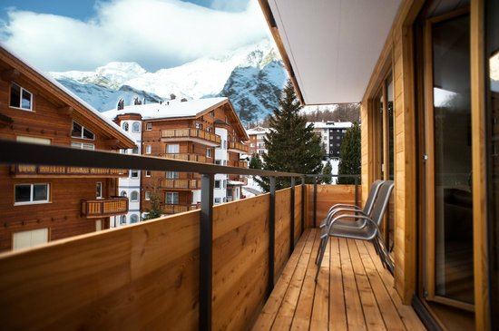 Elite Alpine Lodge: SUPERIOR ALPINE BALKON SÜDSEITE