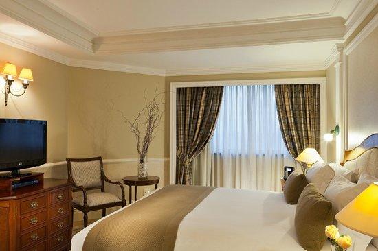 Grand Mercure São Paulo Ibirapuera: Superior Room