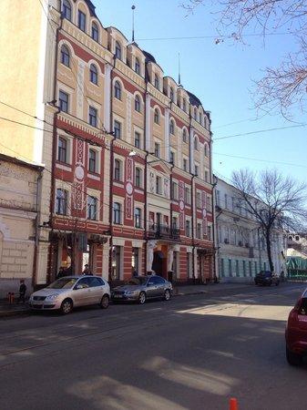 Podol Plaza: Hotel