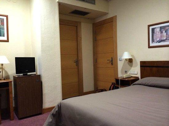 Hotel Mediterraneo: В номере