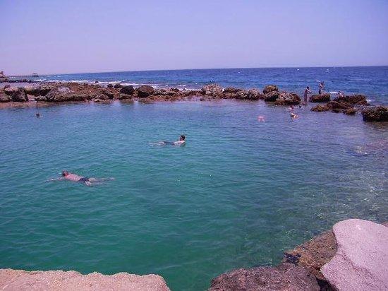 Citadel Azur Resort: Королевская логуна