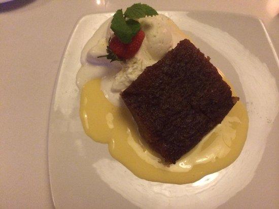Spetada: Amazing Malva pudding