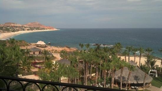 Hilton Los Cabos Beach & Golf Resort: View from room 5011