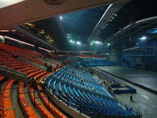 олимпийский спортивный комплекс москва гостиницы рядом