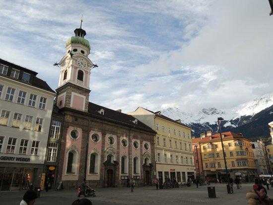 Altstadt von Innsbruck: Beautiful