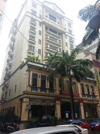 Bintang Warisan Hotel Kuala Lumpur : Bintang warisan hotel