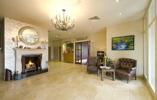 Westport Country Lodge Hotel: Reception Area