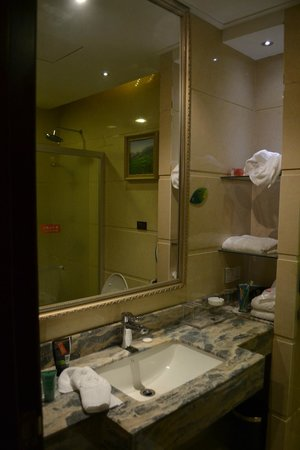 Ruijin Hotel: Excellent bathroom facilities