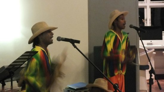 Tamassa : soirée Maloya chanteur