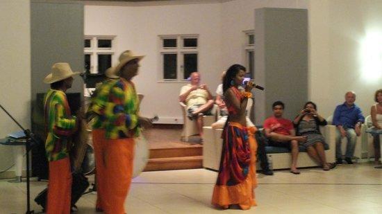 Tamassa : soirée Maloya chanteuse