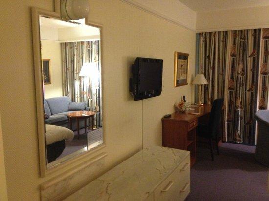 Thon Hotel Oslofjord: Room