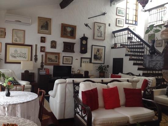 Pousada Casa Sin Nombre : la sala principale