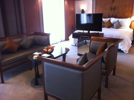 The Sukhothai Bangkok: Executive suite