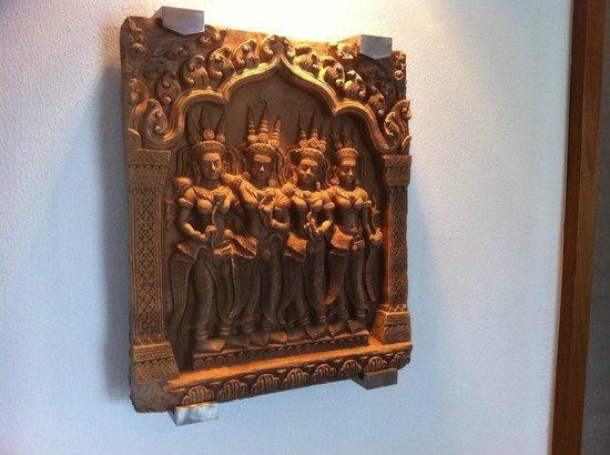 The Sukhothai Bangkok: beautiful details in the design