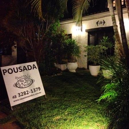 Pousada Casa Sin Nombre : l ingresso