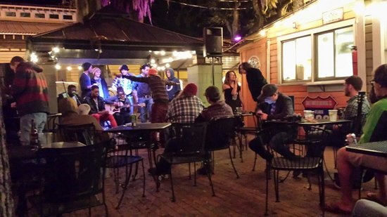 Palm Coast Coffee, Cafe and Pub: Live Music!!