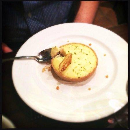 L'Ecailler du Bistrot : Lemon pie of the house