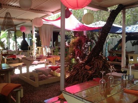 Noisy Oyster: Tranquil Restaurant