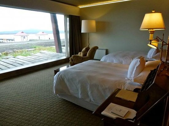 The Singular Patagonia: Singular Hotel Rooms - September 2013