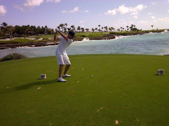 Punta Espada Golf Course : Hoyo 17