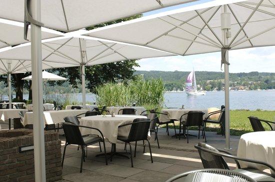 See & Park Hotel Feldbach: Die wohl schönste Terrasse am Untersee