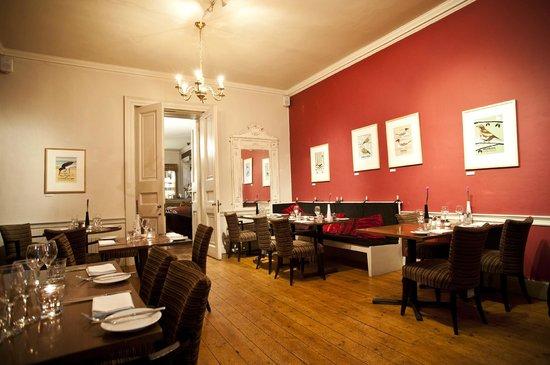 Pelham House Restaurant: Garden Room