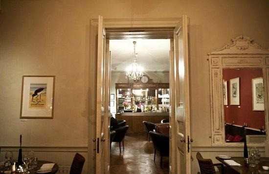 Pelham House Restaurant: Our Bar