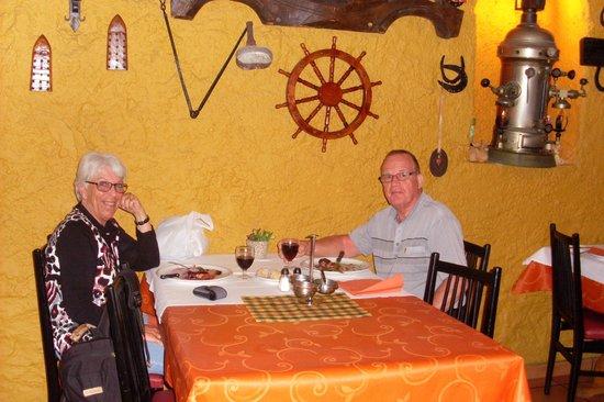 La Herrería: En god måltid
