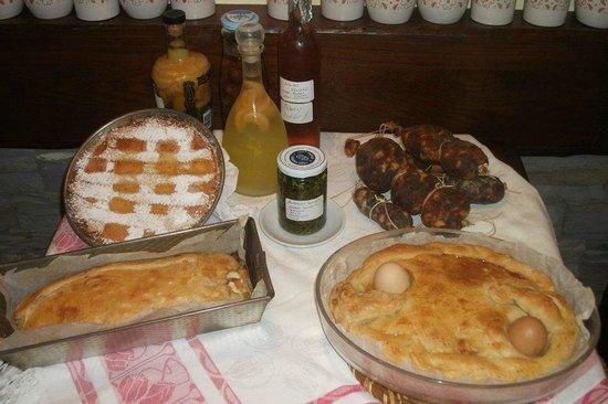 Osteria dei Borboni : dolci e tradizioni