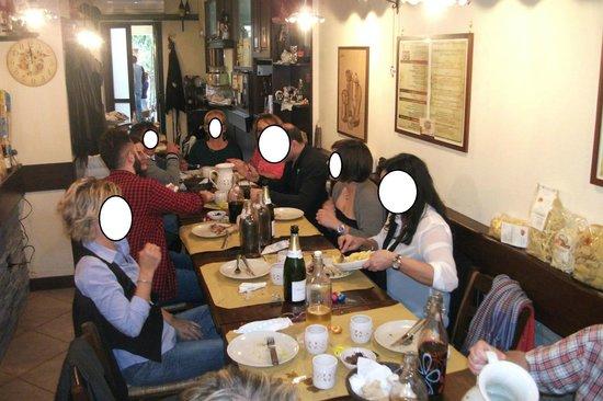 Osteria dei Borboni : si mangia come in famiglia