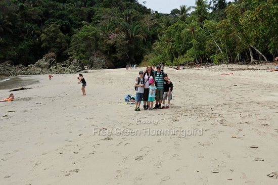Costa Rica Green Adventures - Day Tours : Manuel Antonio National Park