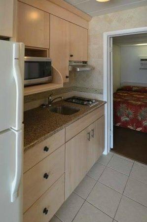 V.I.P. Family Motel : Another new kitchen 6-2013
