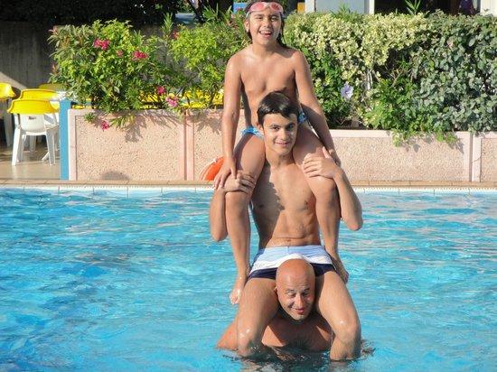 Hotel Caesar: la mia famiglia