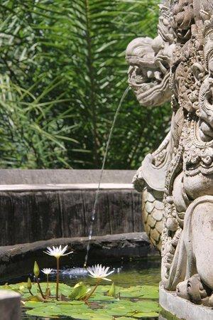 Ayung Resort Ubud: Fontaine