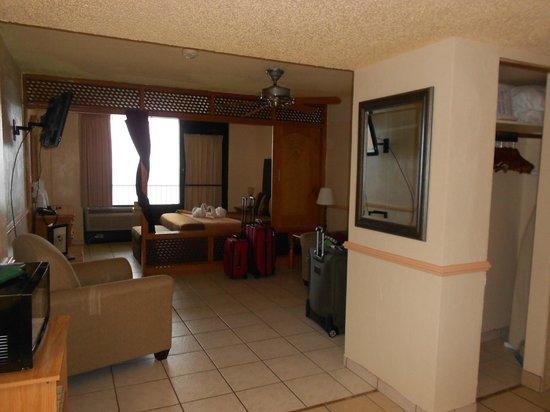 Maverick - Ormond Beach: View of the bedroom