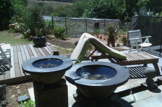 Hebron: water feature