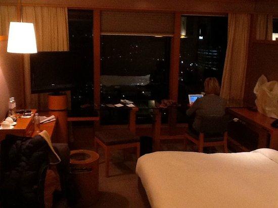Grand Hyatt Seoul: Belle vue
