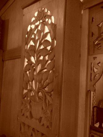Houseboat Golden Crest : Woodwork