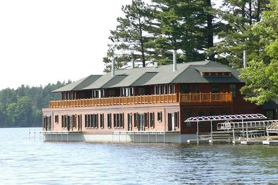 Chippewa Retreat Resort: Lakeside Villas