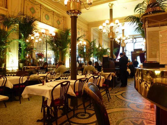 Salon picture of le grand colbert paris tripadvisor for Salon cuisine paris