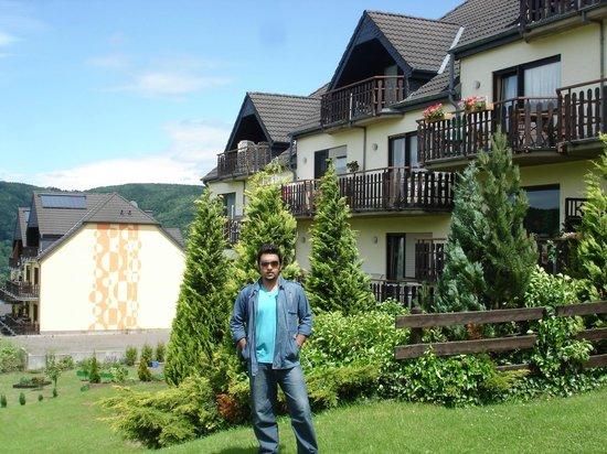 Gemuender Ferienpark Salzberg : Just behind the rooms