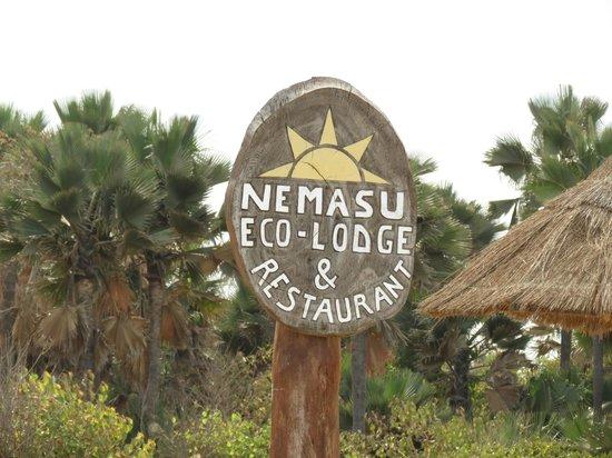 Nemasu Eco-lodge: Nemasu
