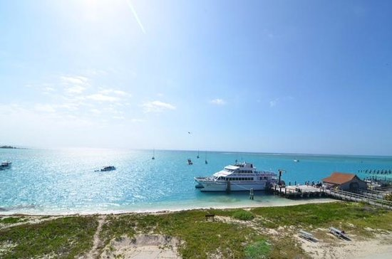 Dry Tortugas National Park: Fort Jefferson Ferry