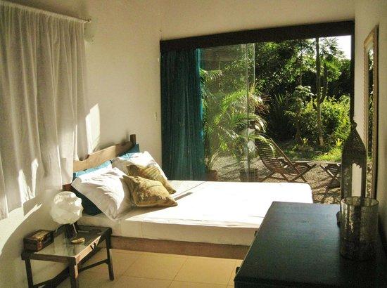 Casa da Luz Guesthouse Buzios: Brand new Garden room