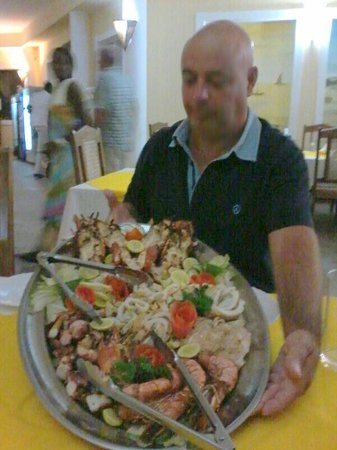 Mariposa Restaurant: giumangi