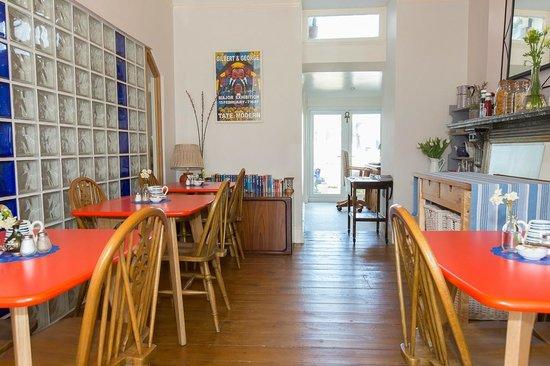 3 Porthminster : Breakfast room