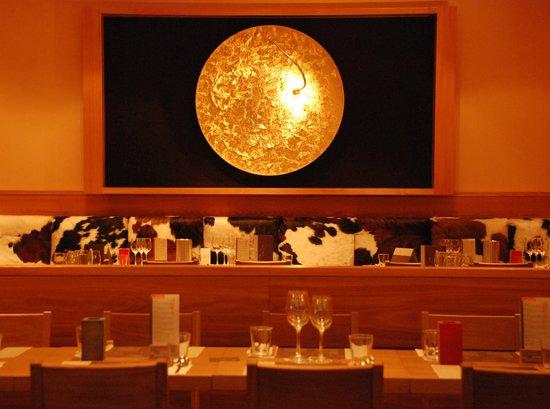 Mongo's Restaurant: Das Restaurant von Innen