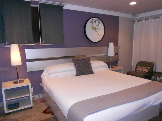 Seaview Hotel: chambre